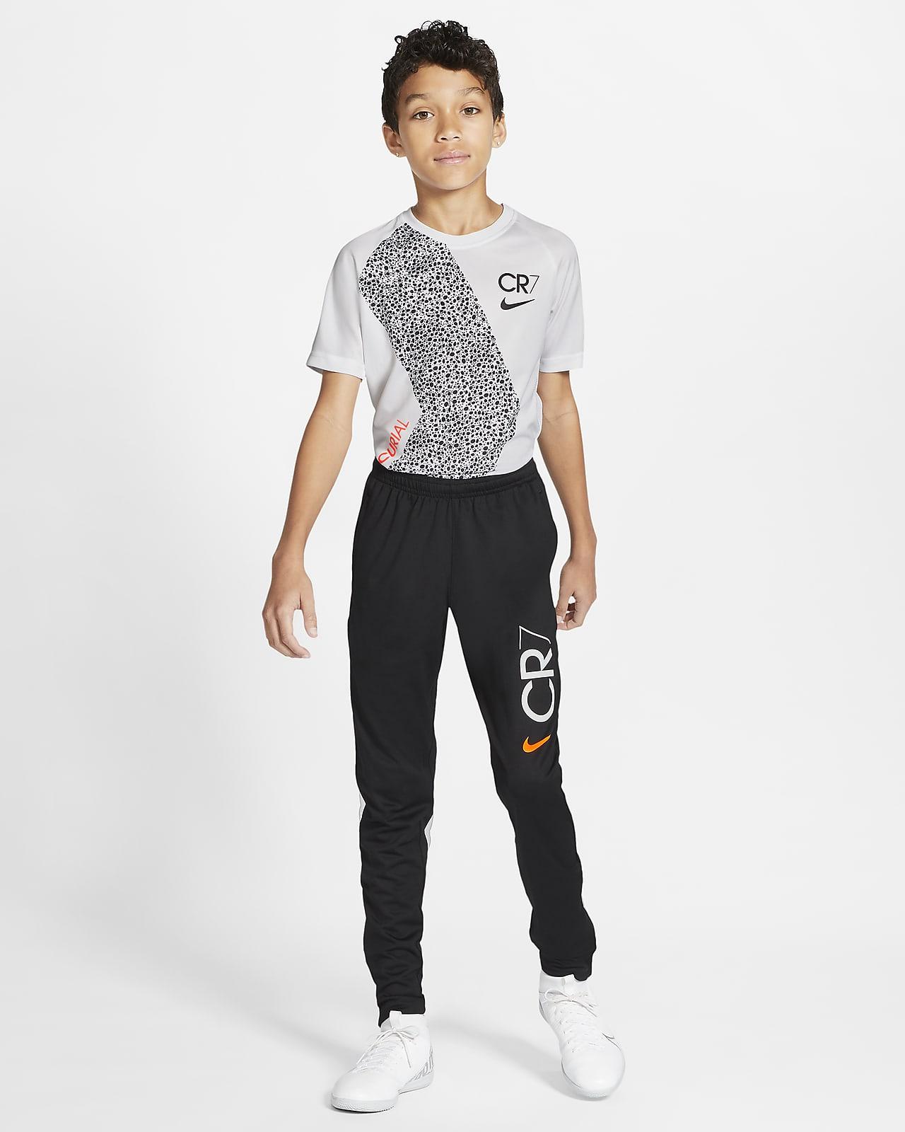 Pantalon de football Nike Dri FIT CR7 pour Enfant plus âgé