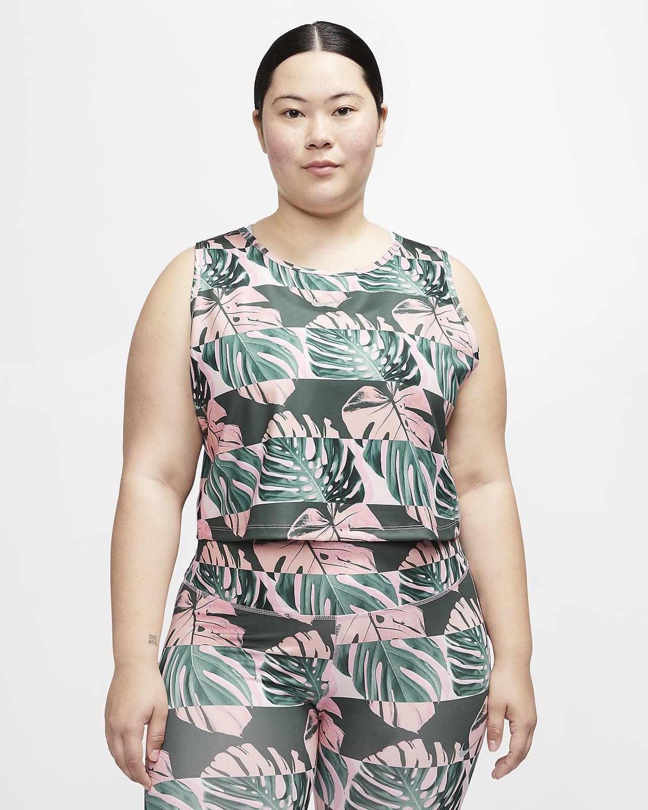 Canotta da running Nike Fast (Plus Size) - Donna