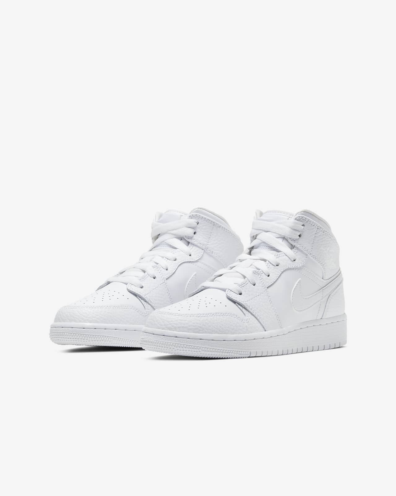 Air Jordan 1 Mid Older Kids' Shoes. Nike ZA