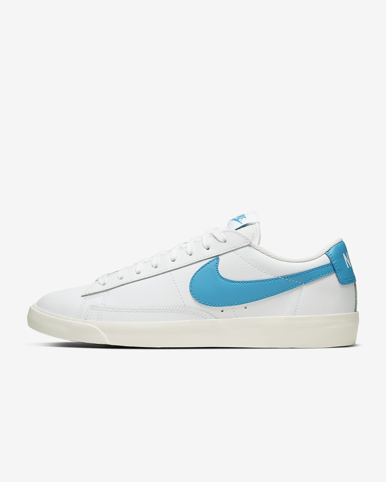 Chaussure Nike Blazer Low Leather pour Homme