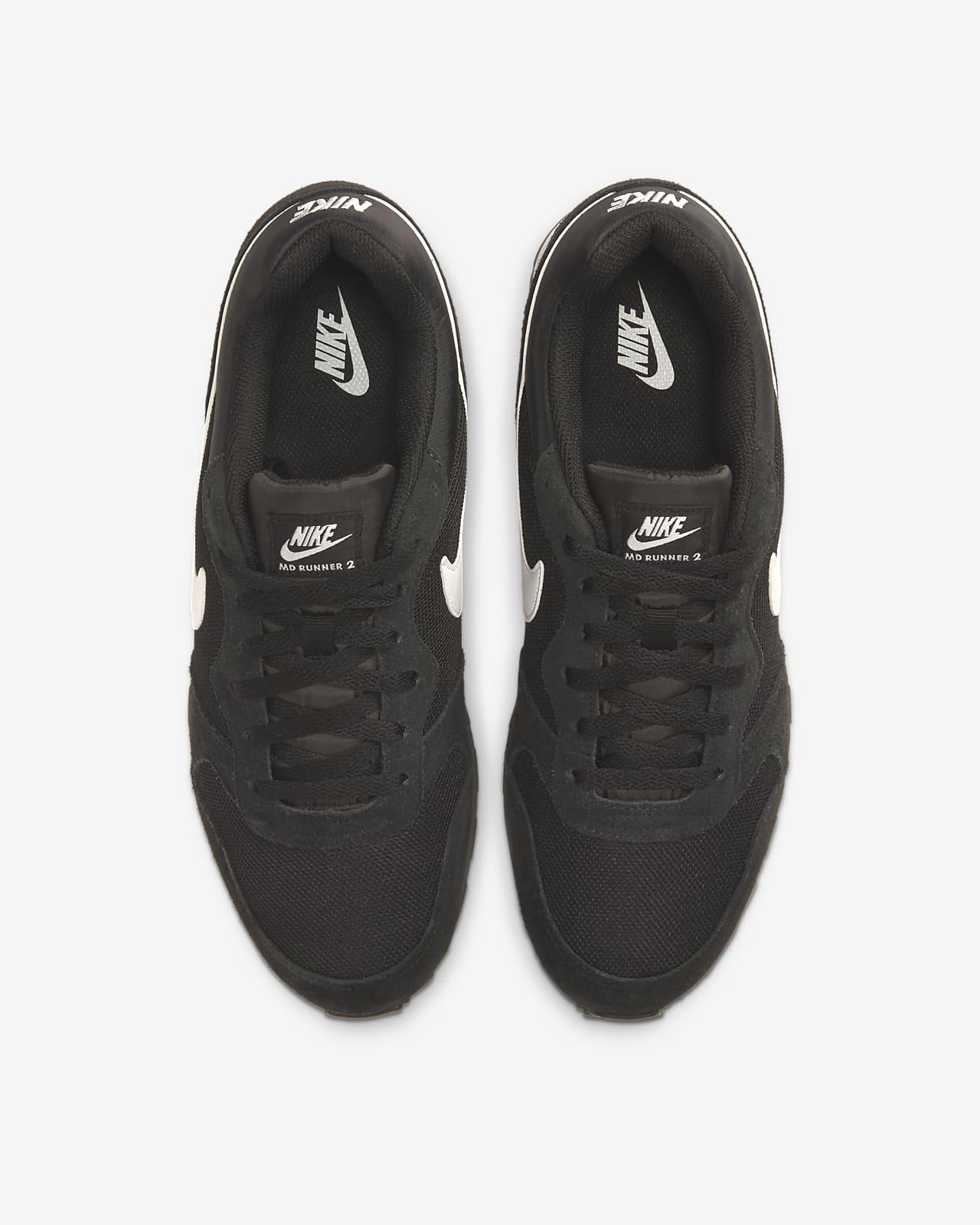 Nike MD Runner 2 Chaussures De Sport Sneaker Homme 749794 001 Gris