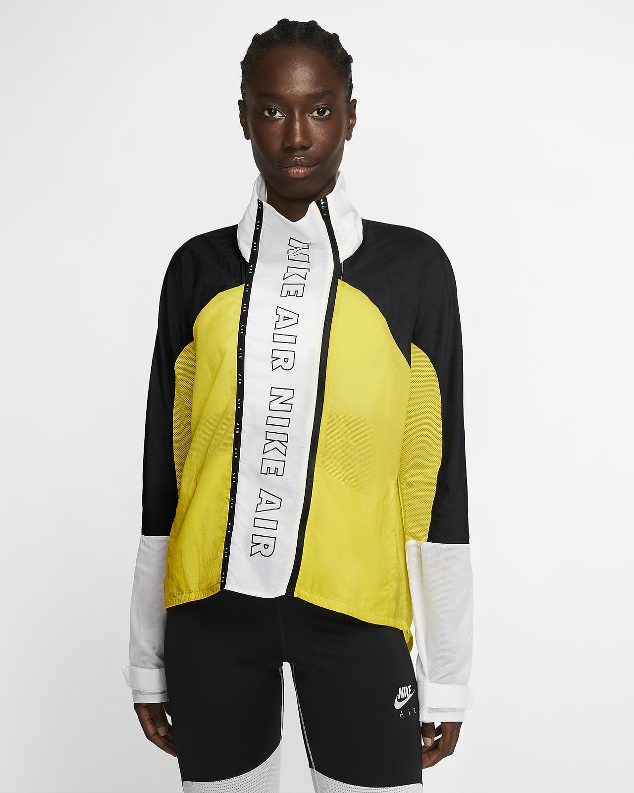 Full-Zip Running Jacket. Nike