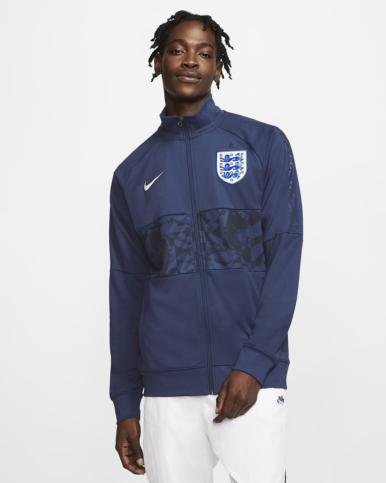 England Men's Soccer Jacket