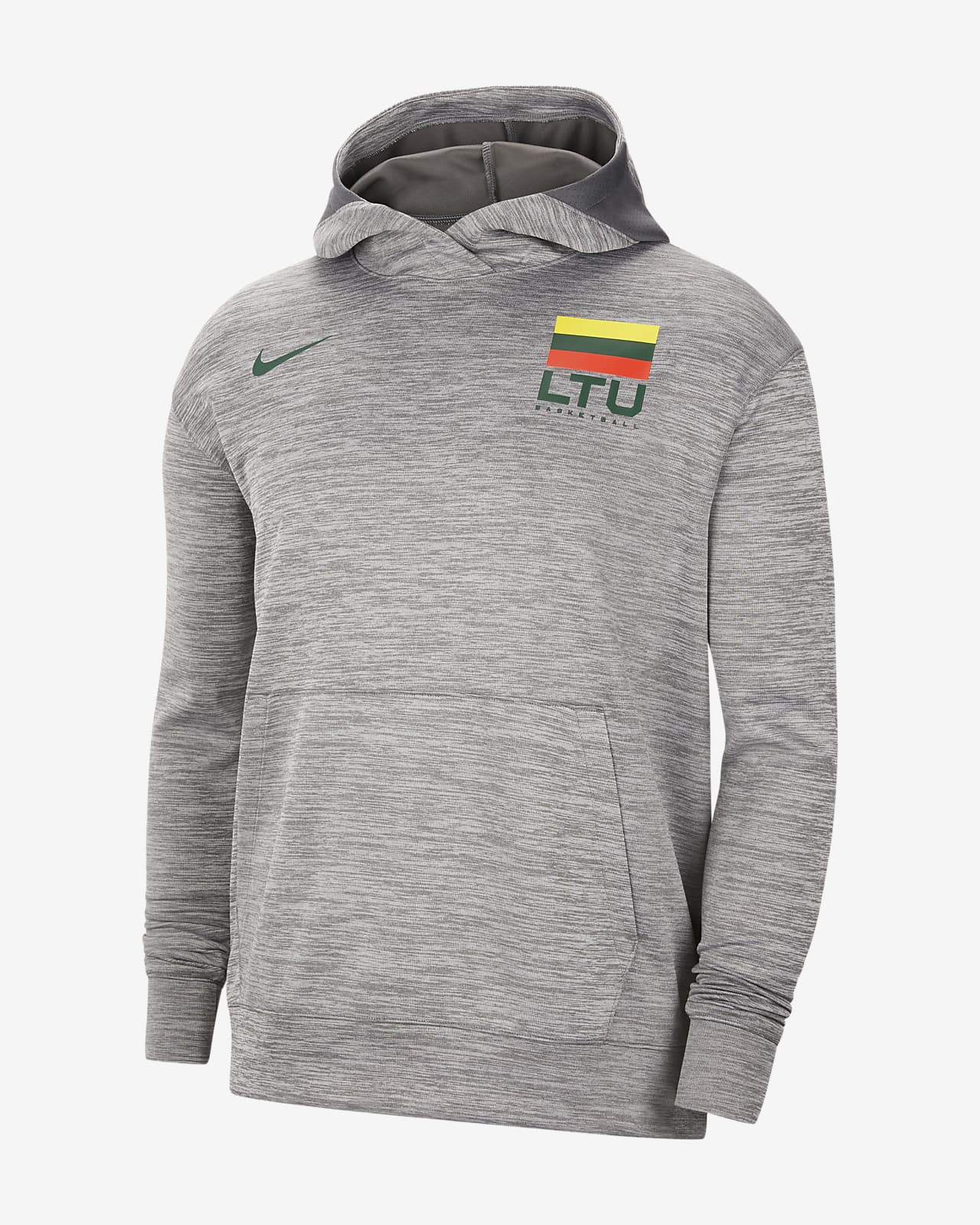 Lithuania Nike Spotlight Men's Basketball Hoodie