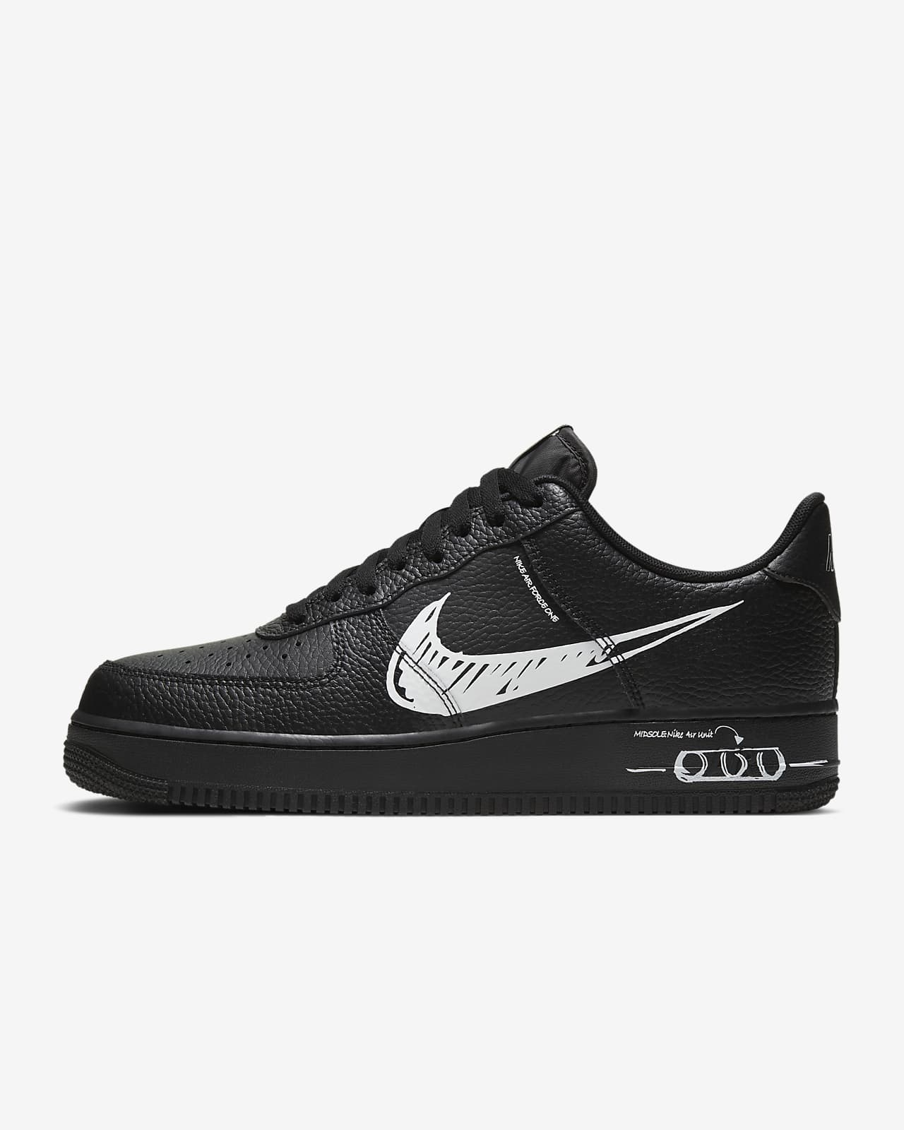 Nike Sportswear AIR FORCE 1 UTILITY Sneakers alte white