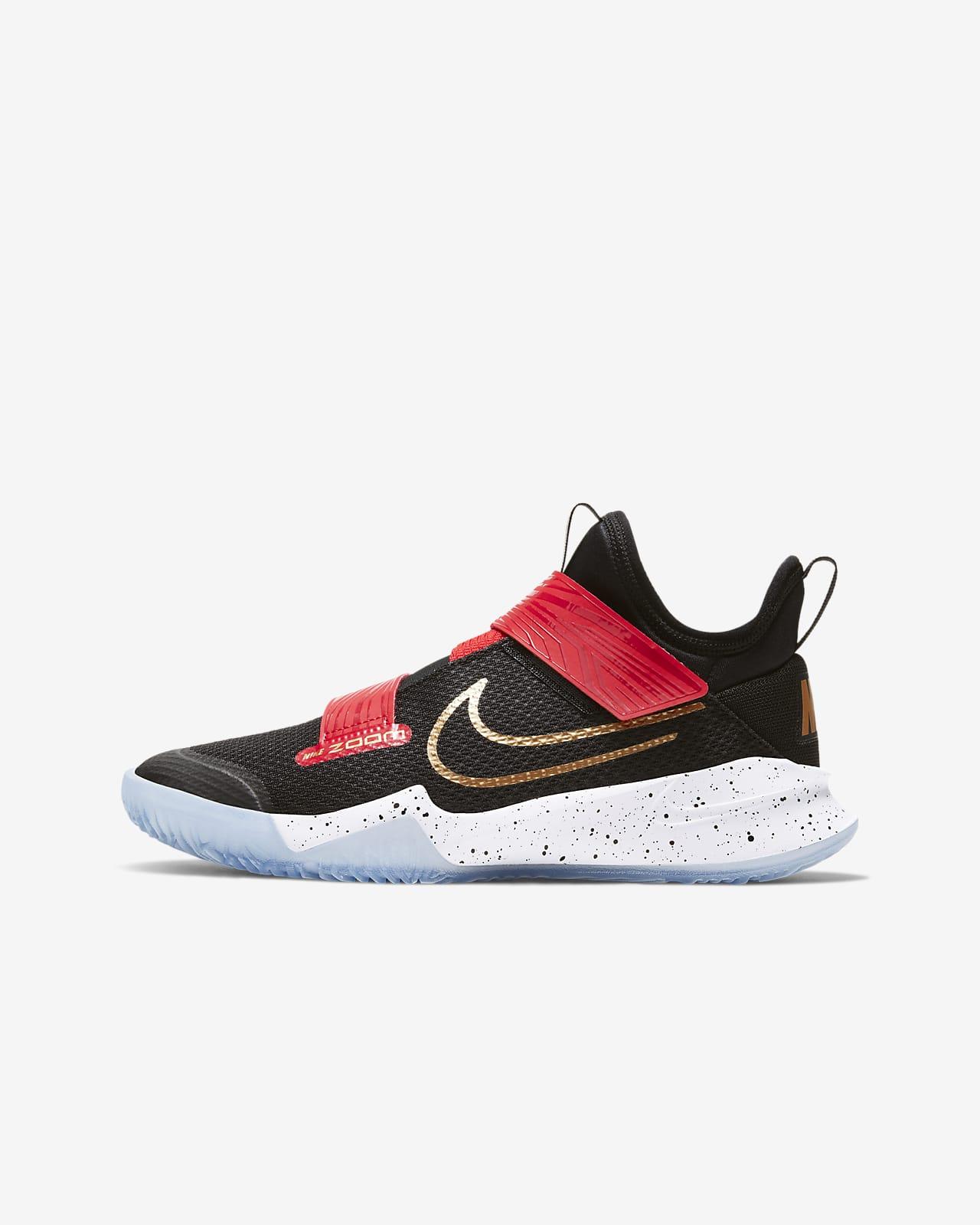 Nike Zoom Flight Big Kids' Basketball