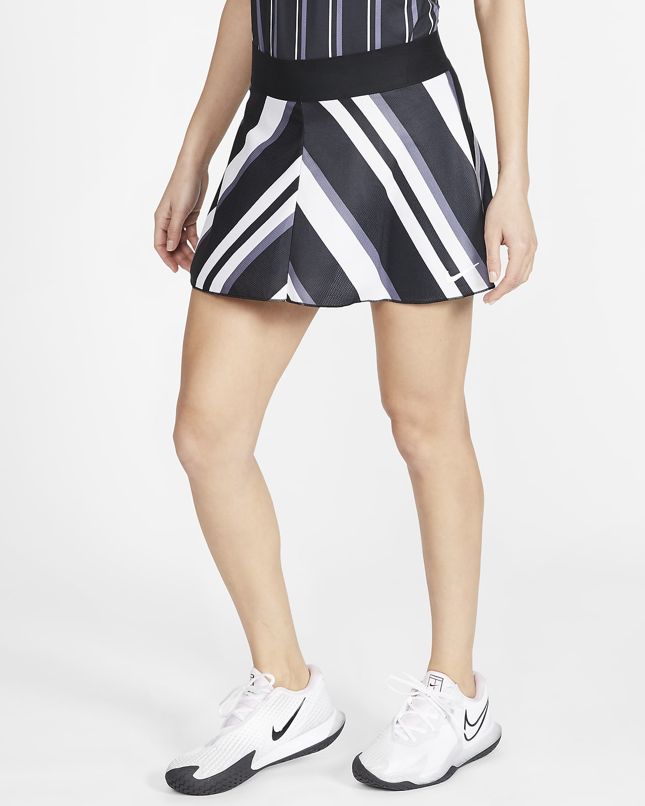 NikeCourt Dri-FIT Women's Printed Tennis Skirt