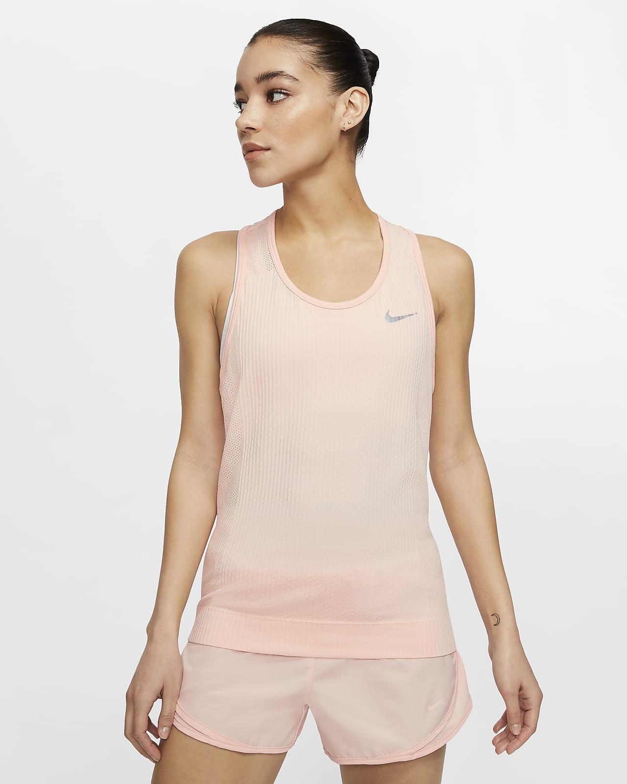 Γυναικείο φανελάκι για τρέξιμο Nike Infinite