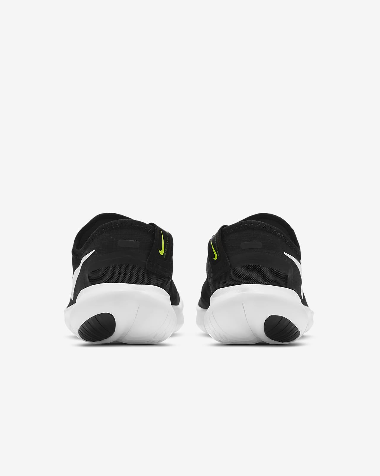 chaussure homme nike free 5.0 tr couleur noir