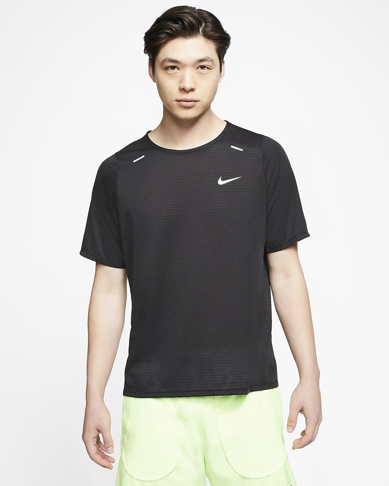Nike Rise 365 男子跑步上衣