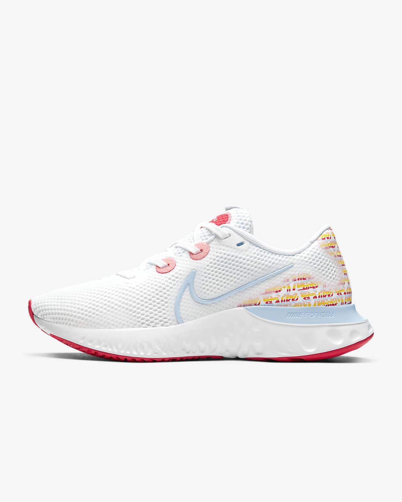 nike mujer zapatillas blancas running