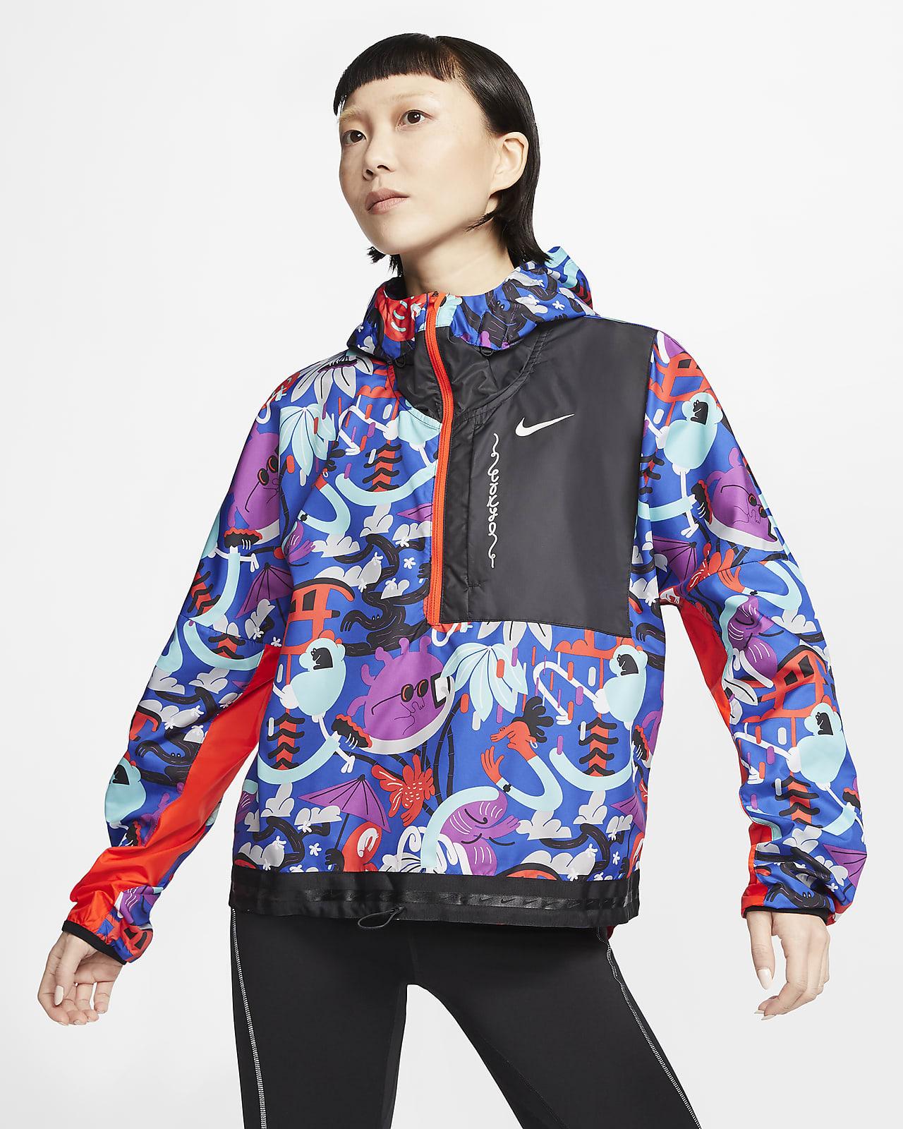 Nike Tokyo Licht hardloopjack voor dames