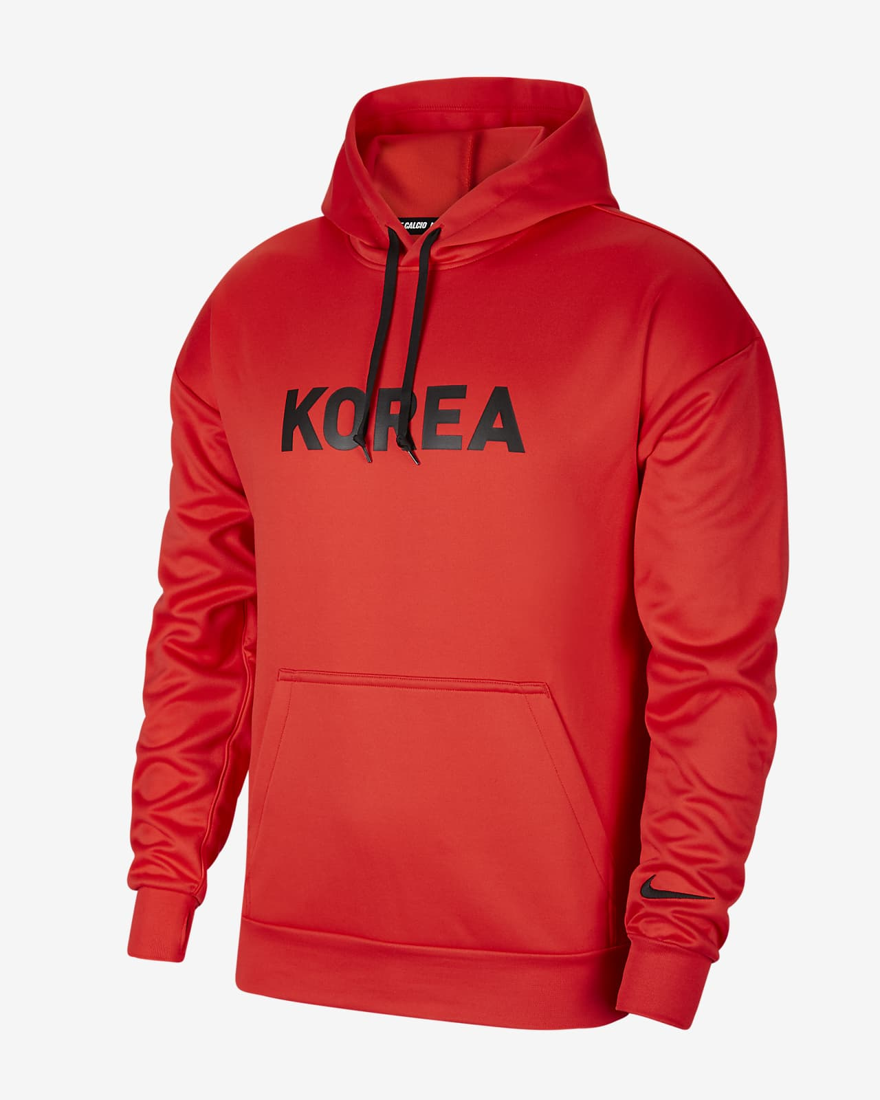 Korea Men's Pullover Football Hoodie