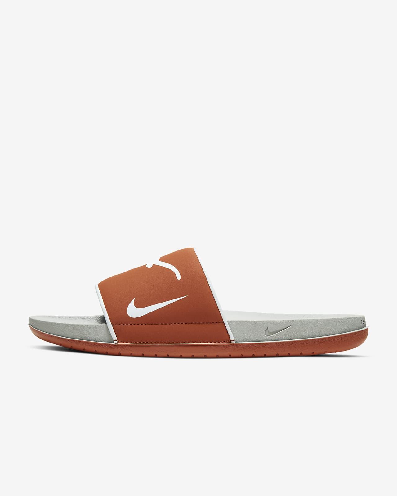 Chancla para hombre Nike College Offcourt (Texas)