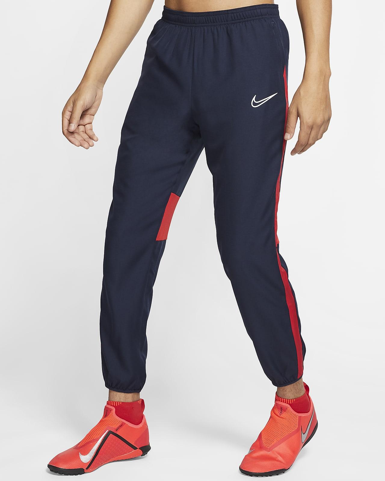 Pantalones de fútbol ajustables para hombre Nike Dri-FIT Academy