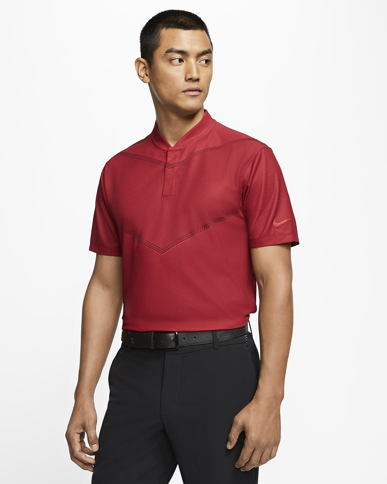 Nike Dri-FIT Tiger Woods Golf-Poloshirt für Herren