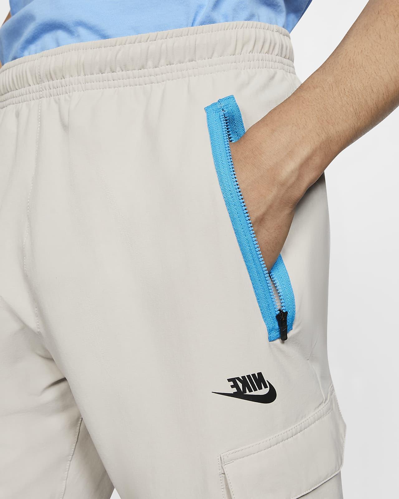 Nike Sportswear Men's Woven Cargo Trousers. Nike LU