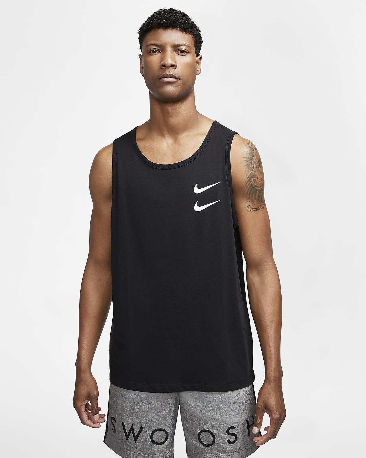 Haut sans manches Nike Sportswear Swoosh pour Homme