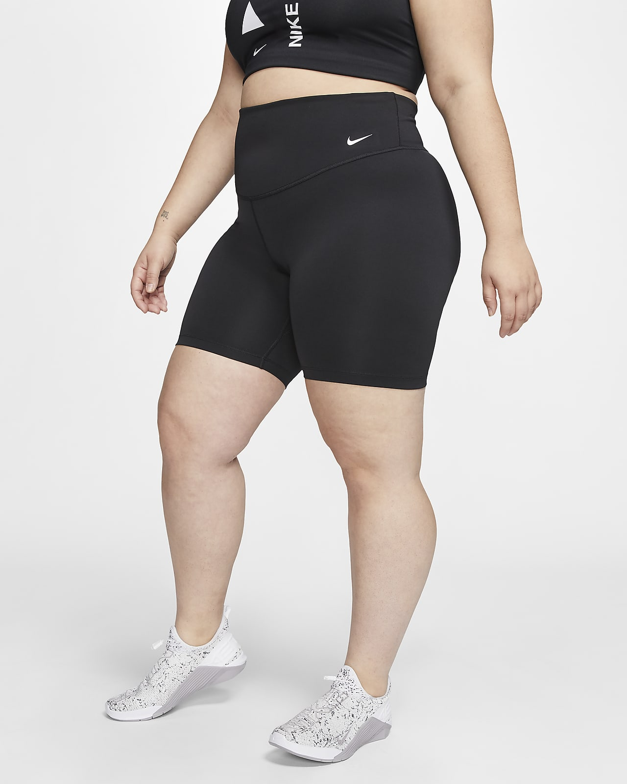 Nike One Women's 18cm (approx.) Shorts (Plus size)