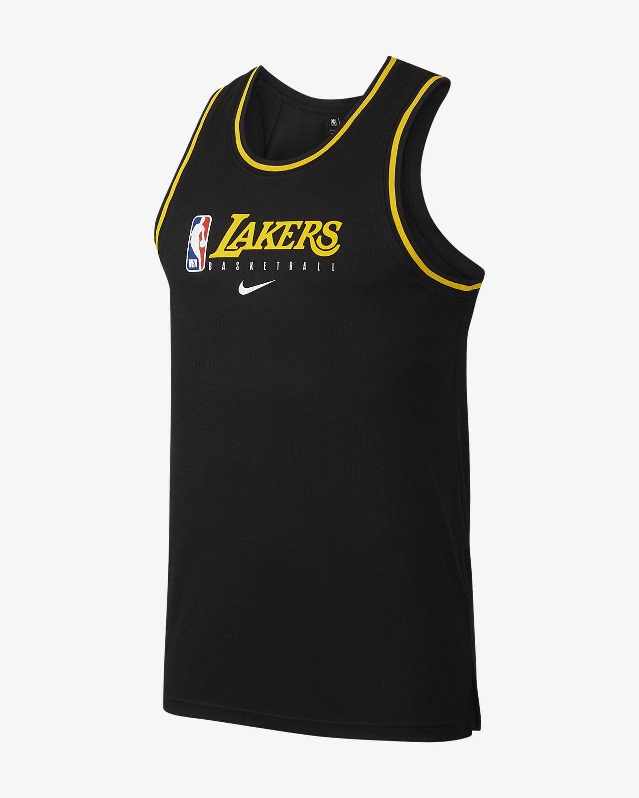 Los Angeles Lakers DNA Men's Nike Dri-FIT NBA Tank