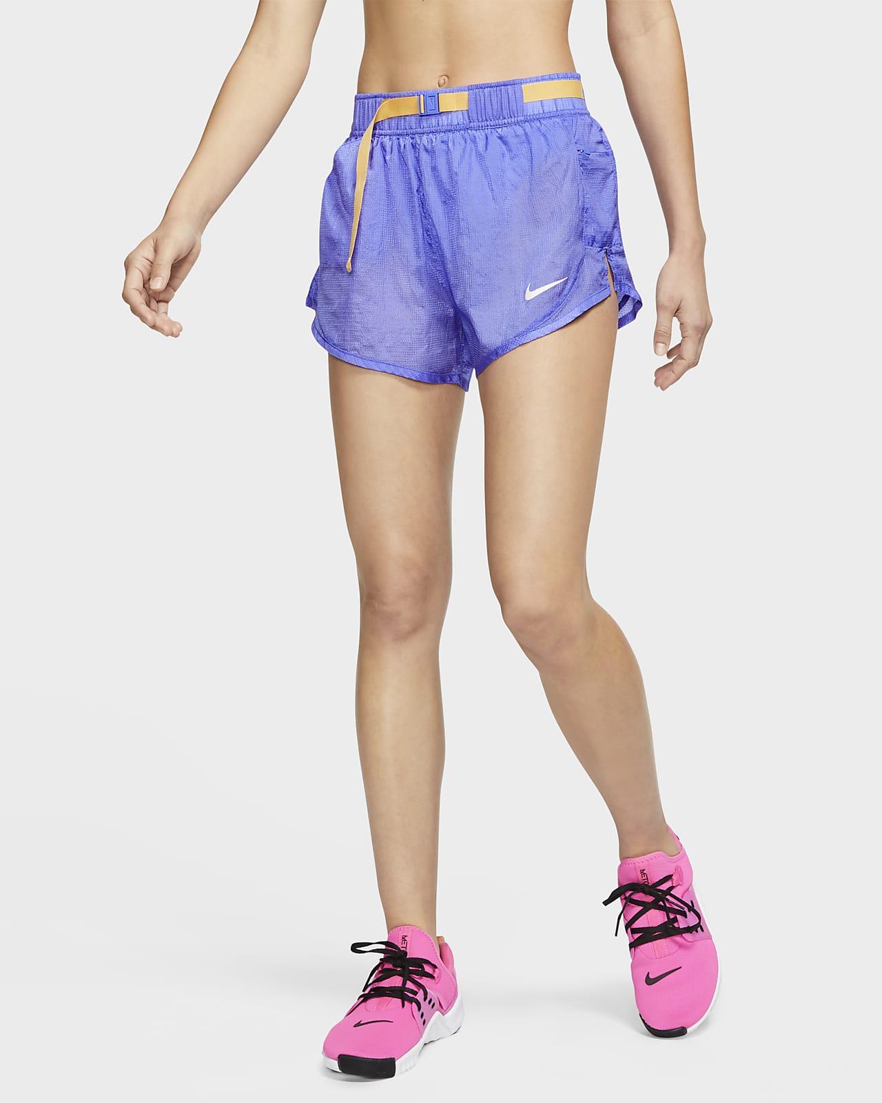 Nike Icon Clash–løbeshorts til kvinder