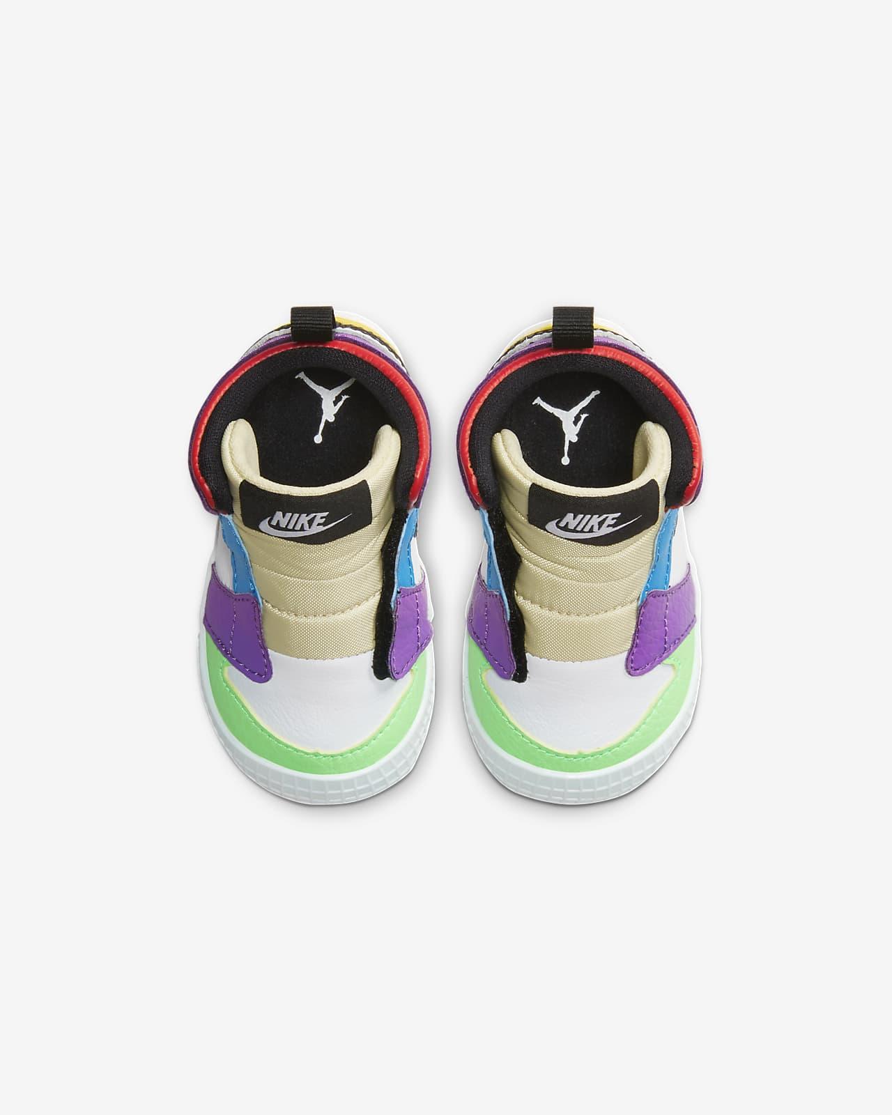 Jordan 1 Baby Crib Bootie. Nike.com