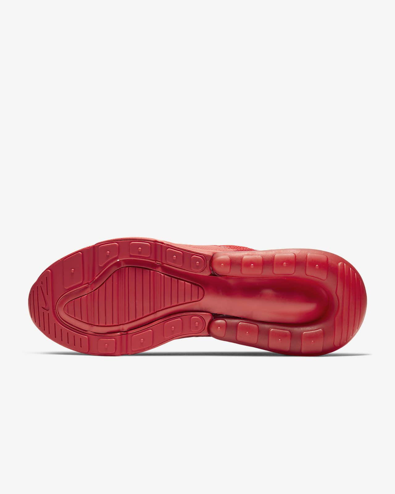 nike air max 270 blancas y rojas