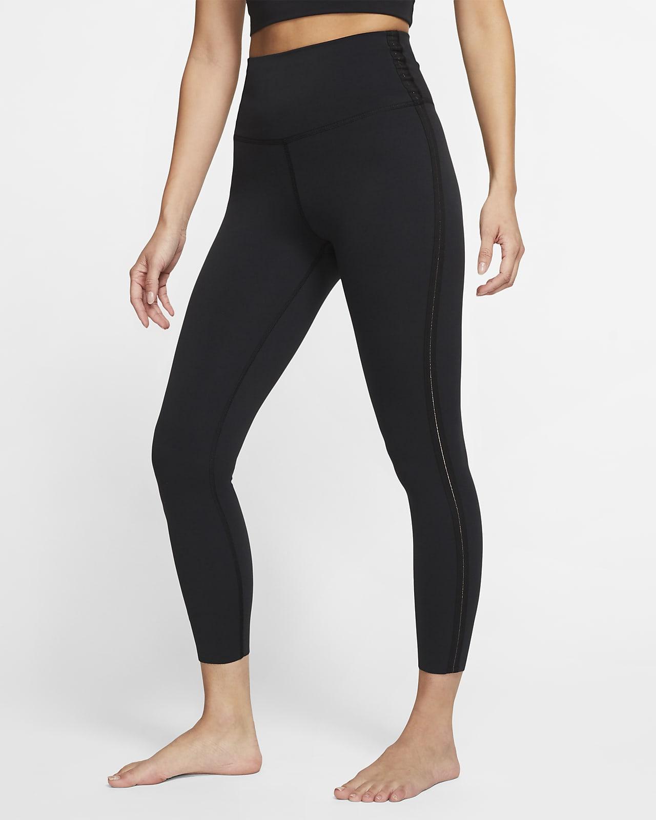Tights a 7/8 em Infinalon Nike Yoga Luxe para mulher