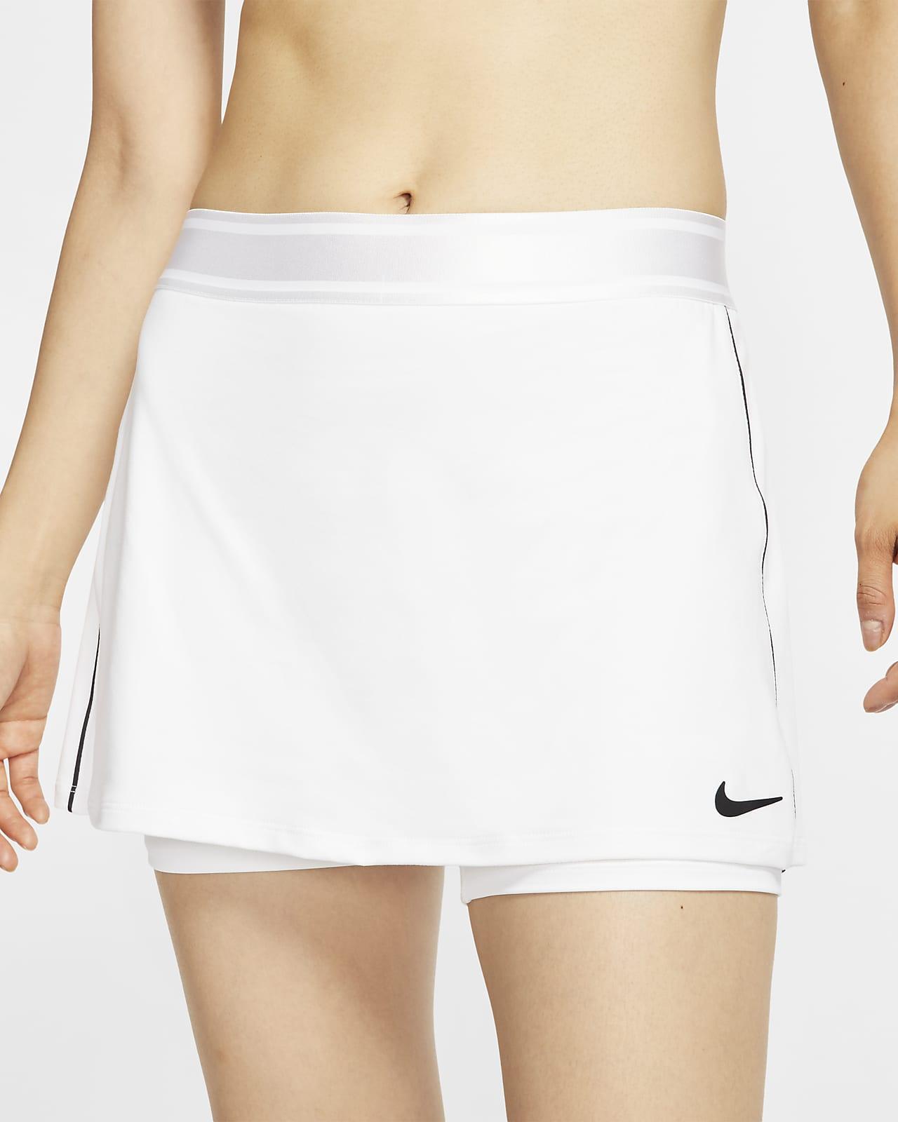 NikeCourt Dri-FIT Faldilla de tennis - Dona