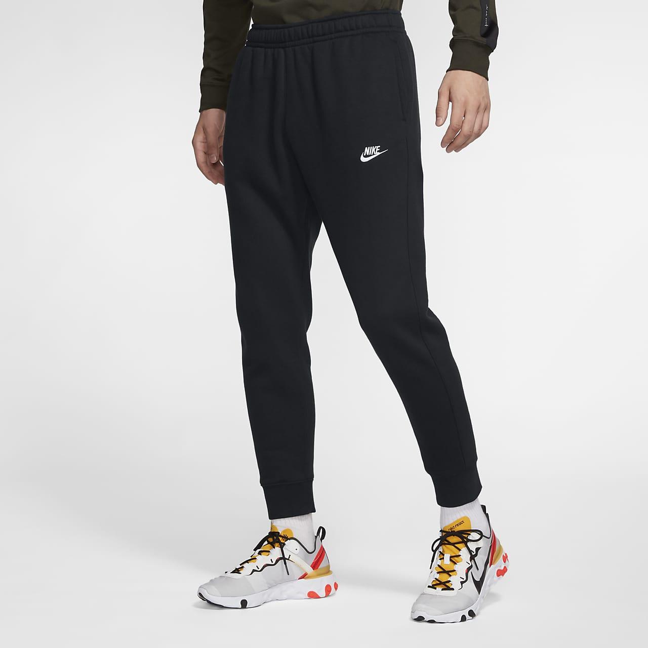 กางเกงจ๊อกกิ้งผู้ชาย Nike Sportswear Club Fleece