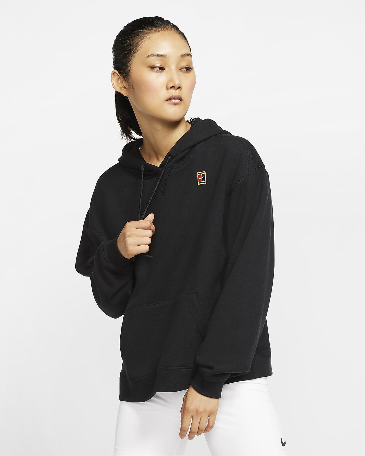 Asco borracho Tratamiento  Sudadera con capucha de tenis para mujer NikeCourt. Nike.com