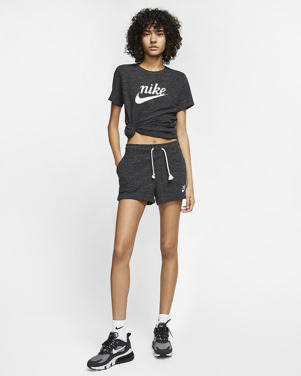 Nike Sportswear Gym Vintage Pantalon Corto Mujer Nike Es