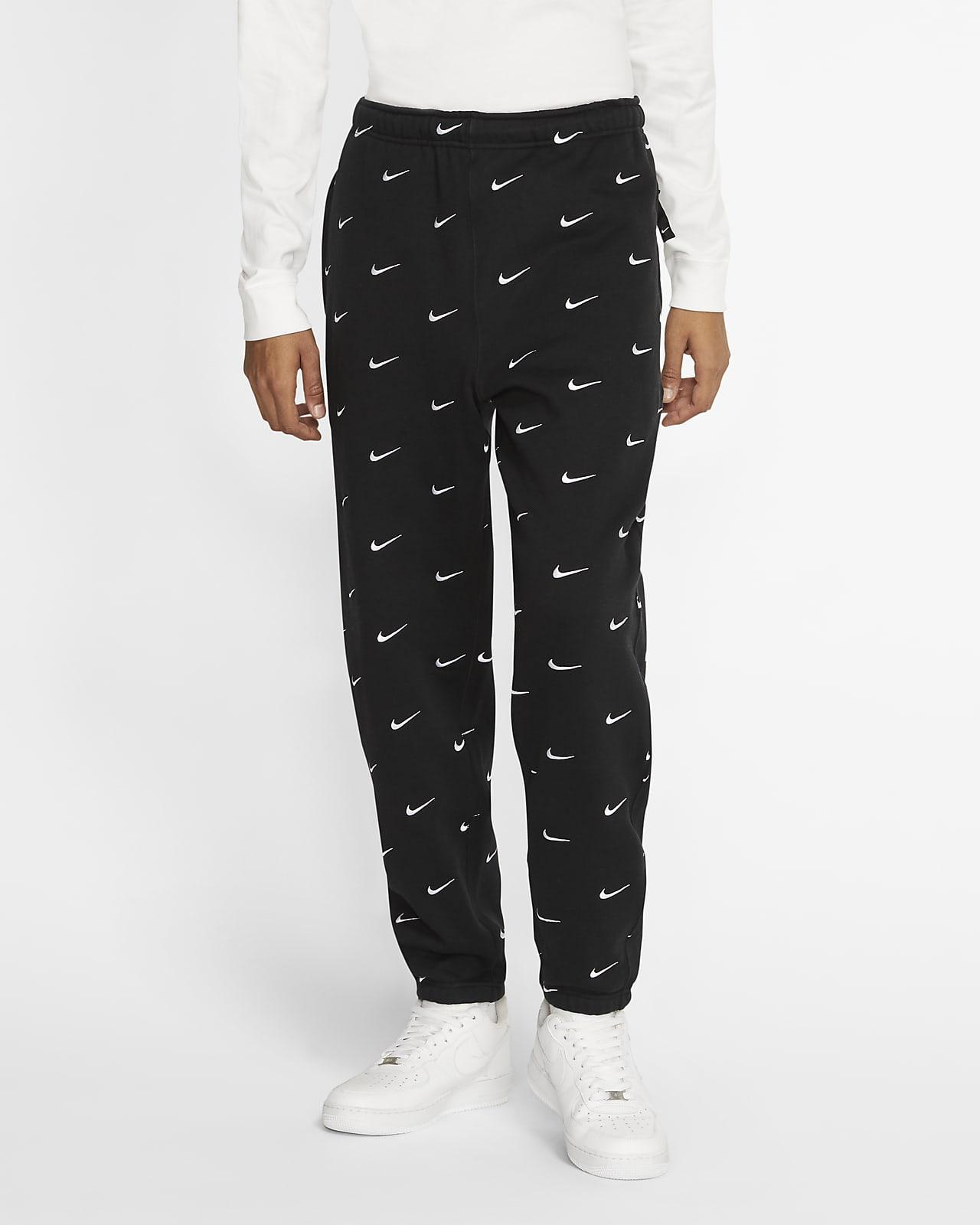 Nike Men's Swoosh Logo Pants