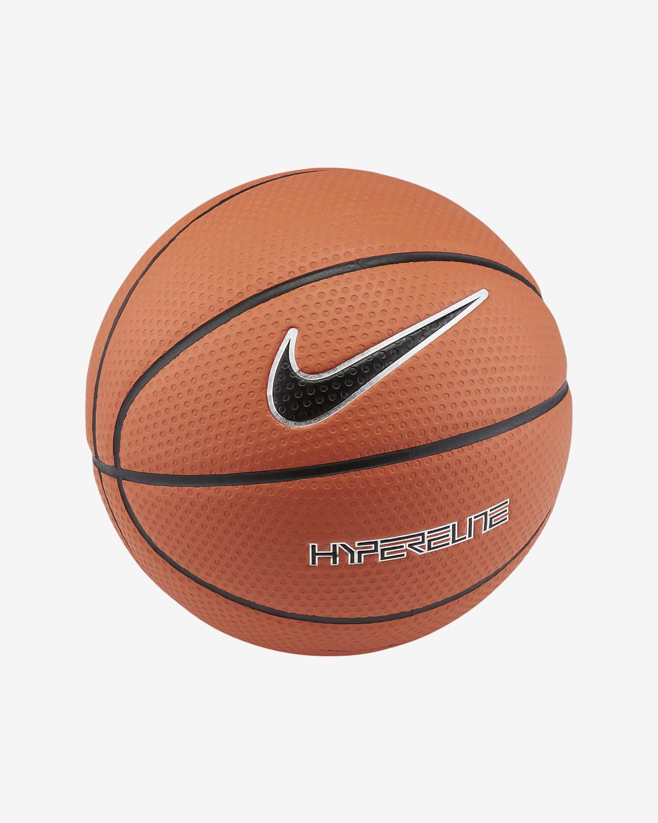 El sendero mínimo siga adelante  Nike Hyper Elite 8P Basketball (Size 6 and 7). Nike.com