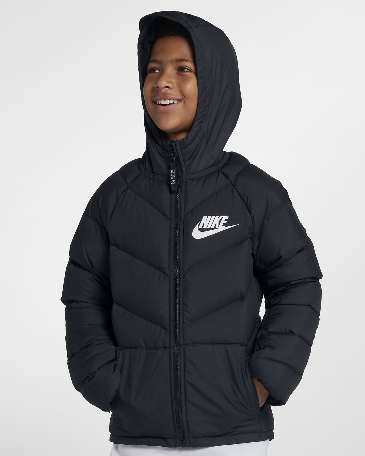 Nike Sportswear Parca - Nen/a