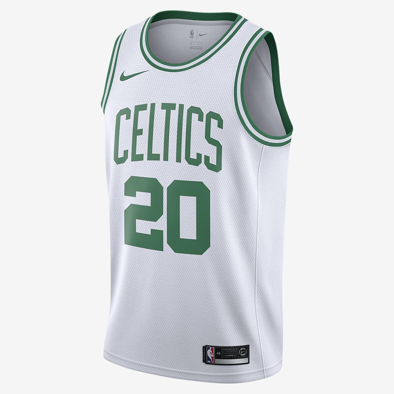 Gordon Hayward Celtics Association Edition Nike NBA Swingman Jersey