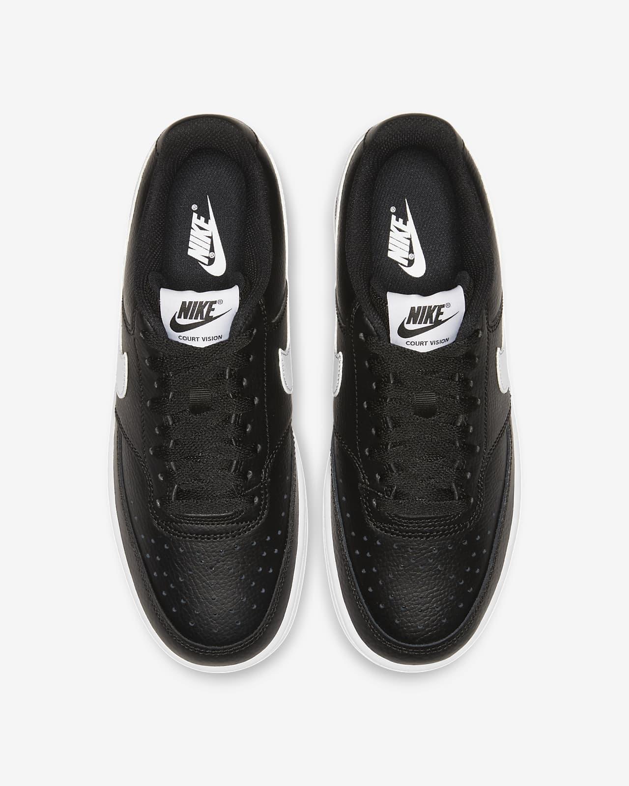 nike sneakers noir cuir