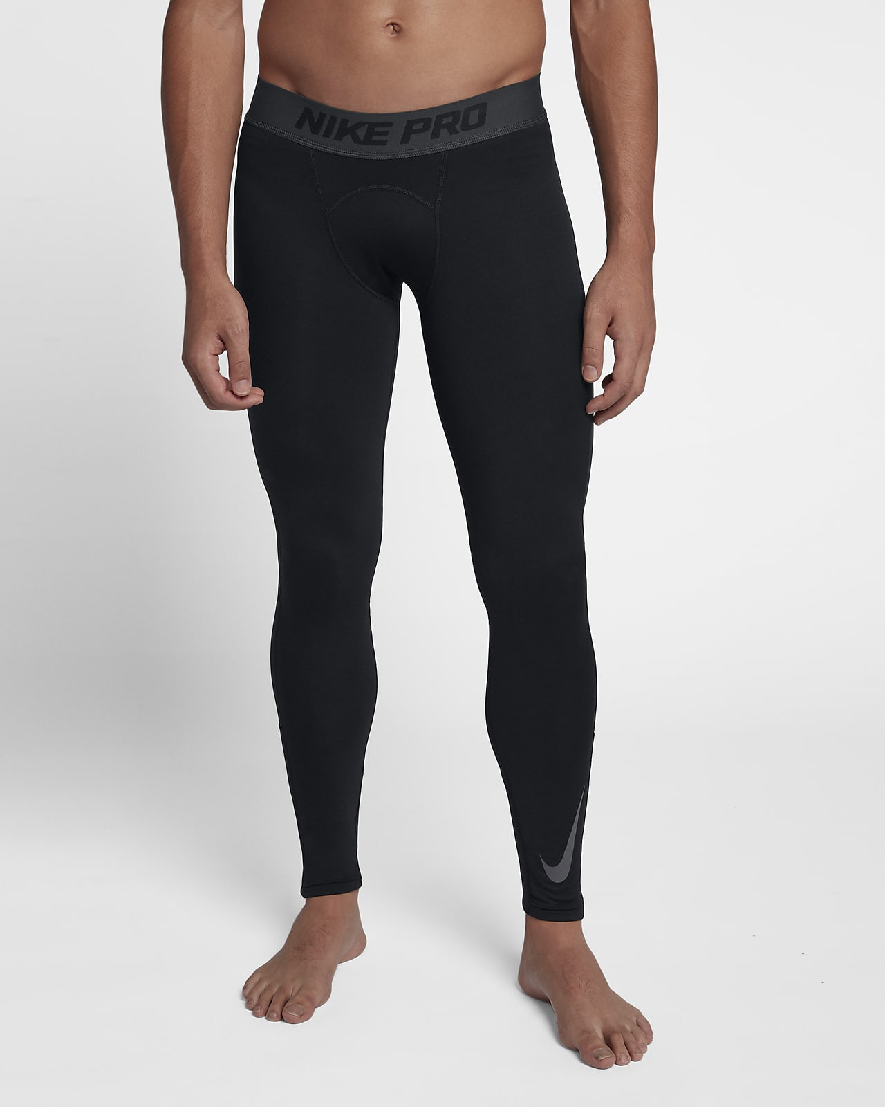 Nike Pro Warm Men's Tights. Nike.com