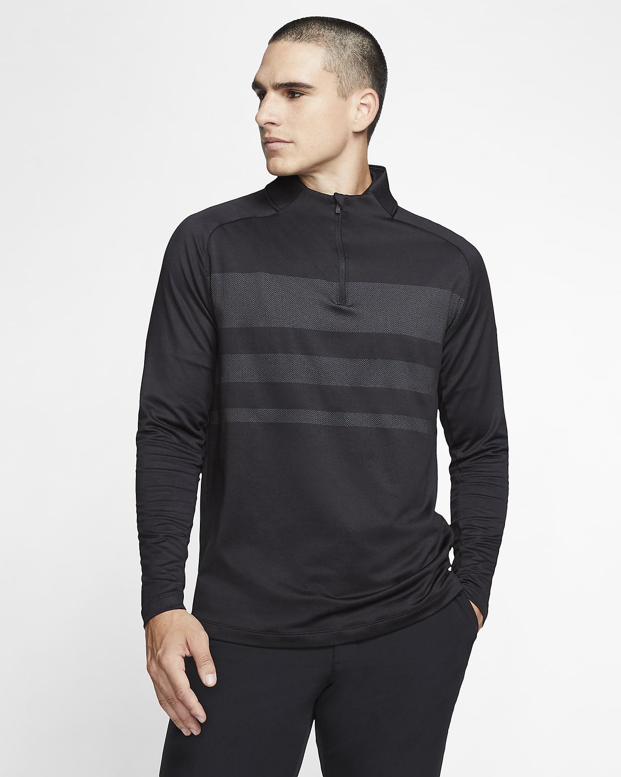 Maglia da golf con zip a metà lunghezza Nike Dri-FIT Vapor - Uomo