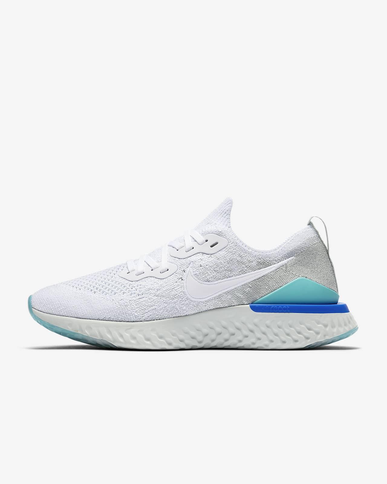 Miguel Ángel Memoria práctico  Nike Epic React Flyknit 2 Zapatillas de running - Mujer. Nike ES
