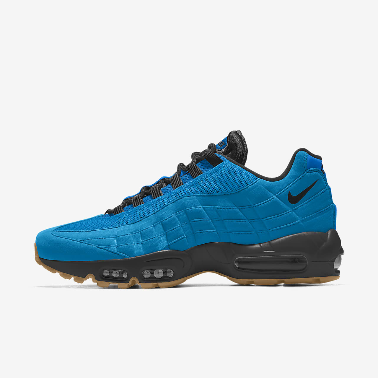 Chaussure personnalisable Nike Air Max 95 By You pour Homme