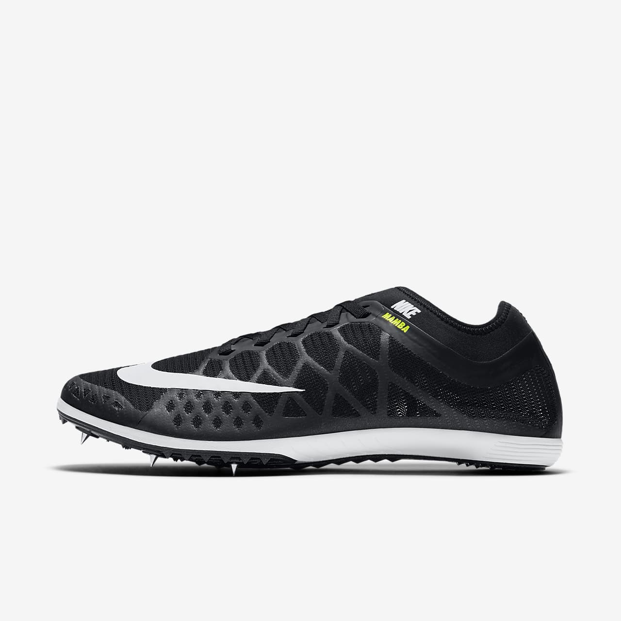 Chaussure de course longue distance à pointes mixte Nike Zoom Mamba 3