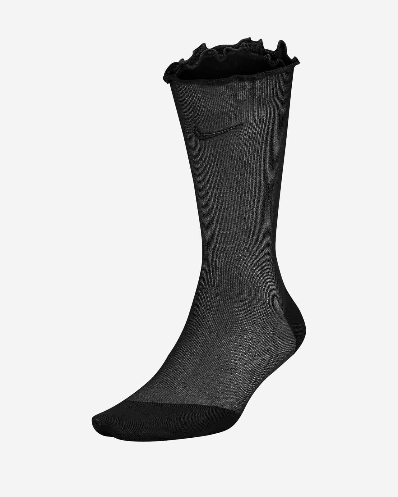 Socquettes de traning Nike Sheer pour Femme