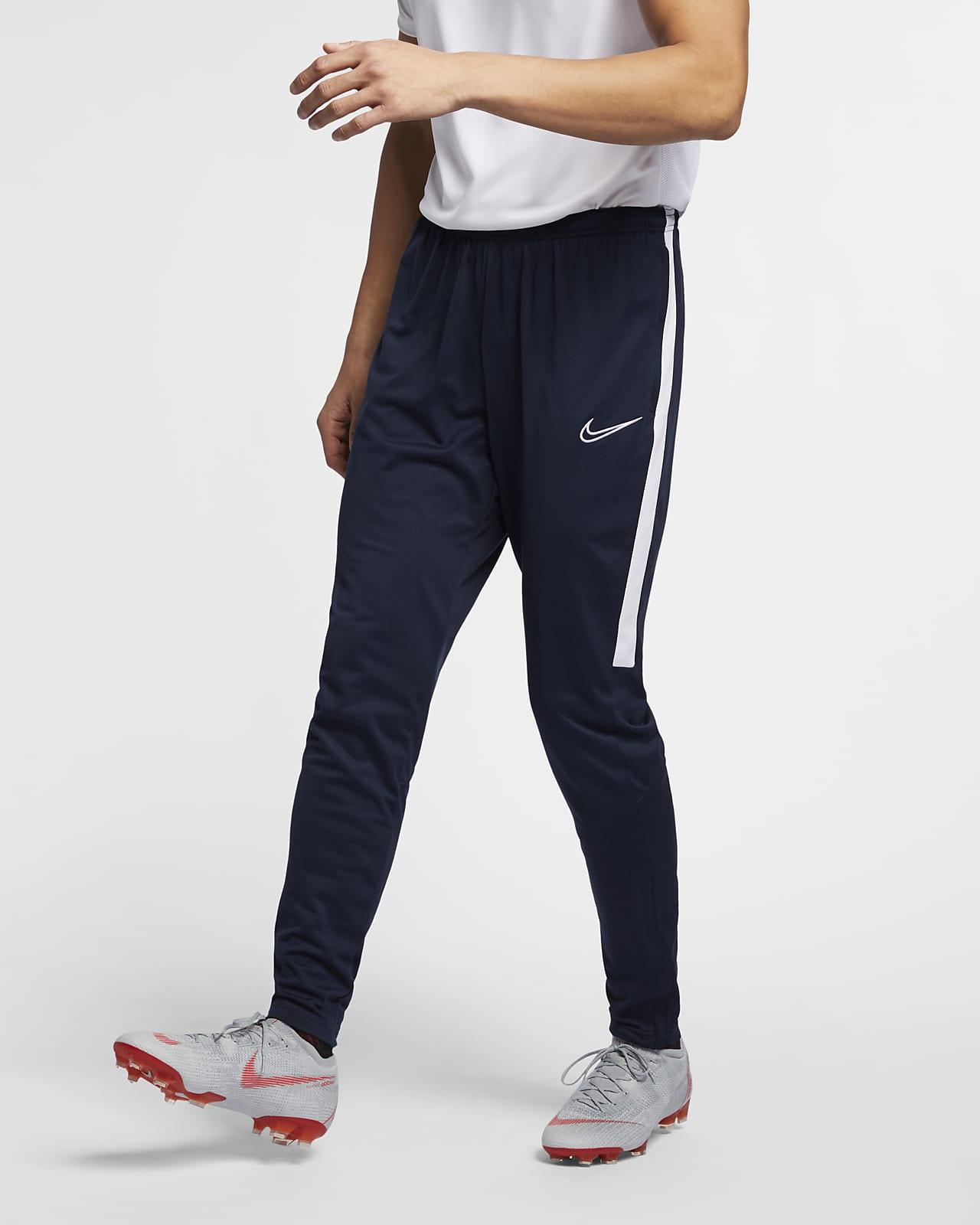 cocinar Cariñoso Rebelión  Pantalones de fútbol para hombre Nike Dri-FIT Academy. Nike.com