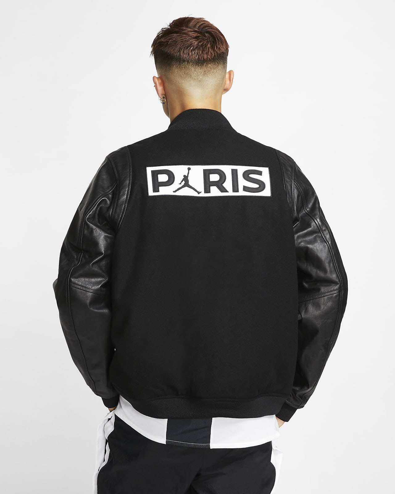 PSG Men's Varsity Jacket. Nike ID