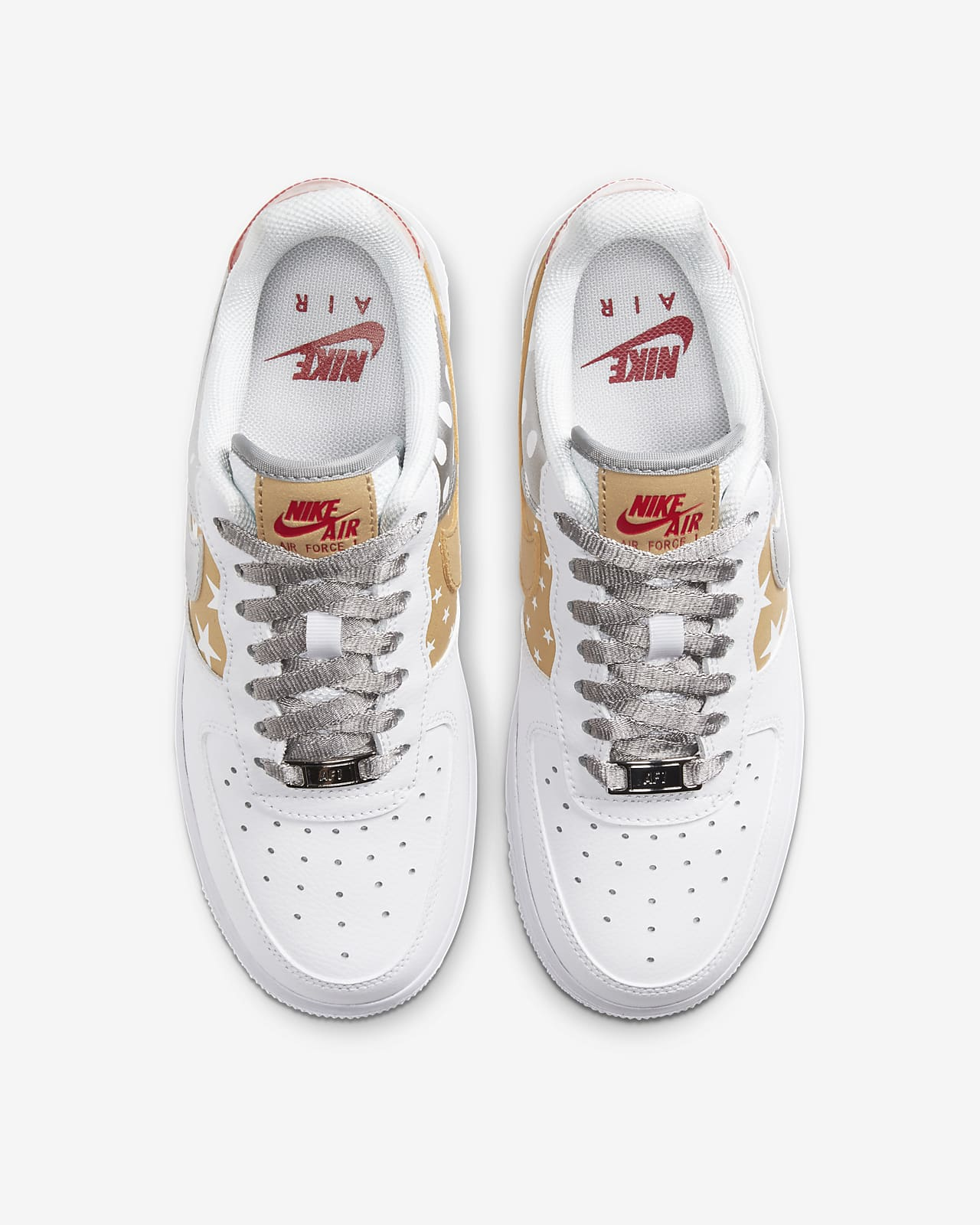 lechuga tela planes  Nike Air Force 1 '07 Shoe. Nike GB