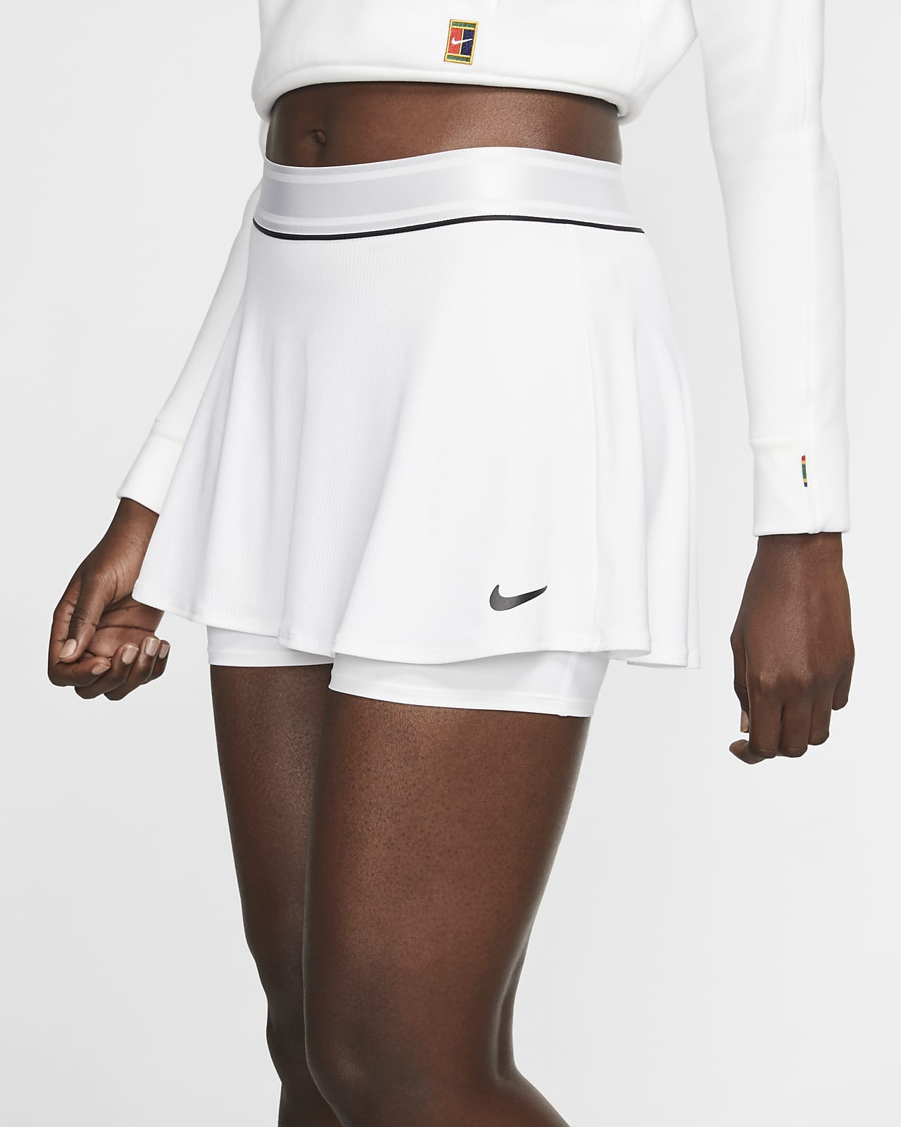 NikeCourt Dri-FIT 女子网球短裙