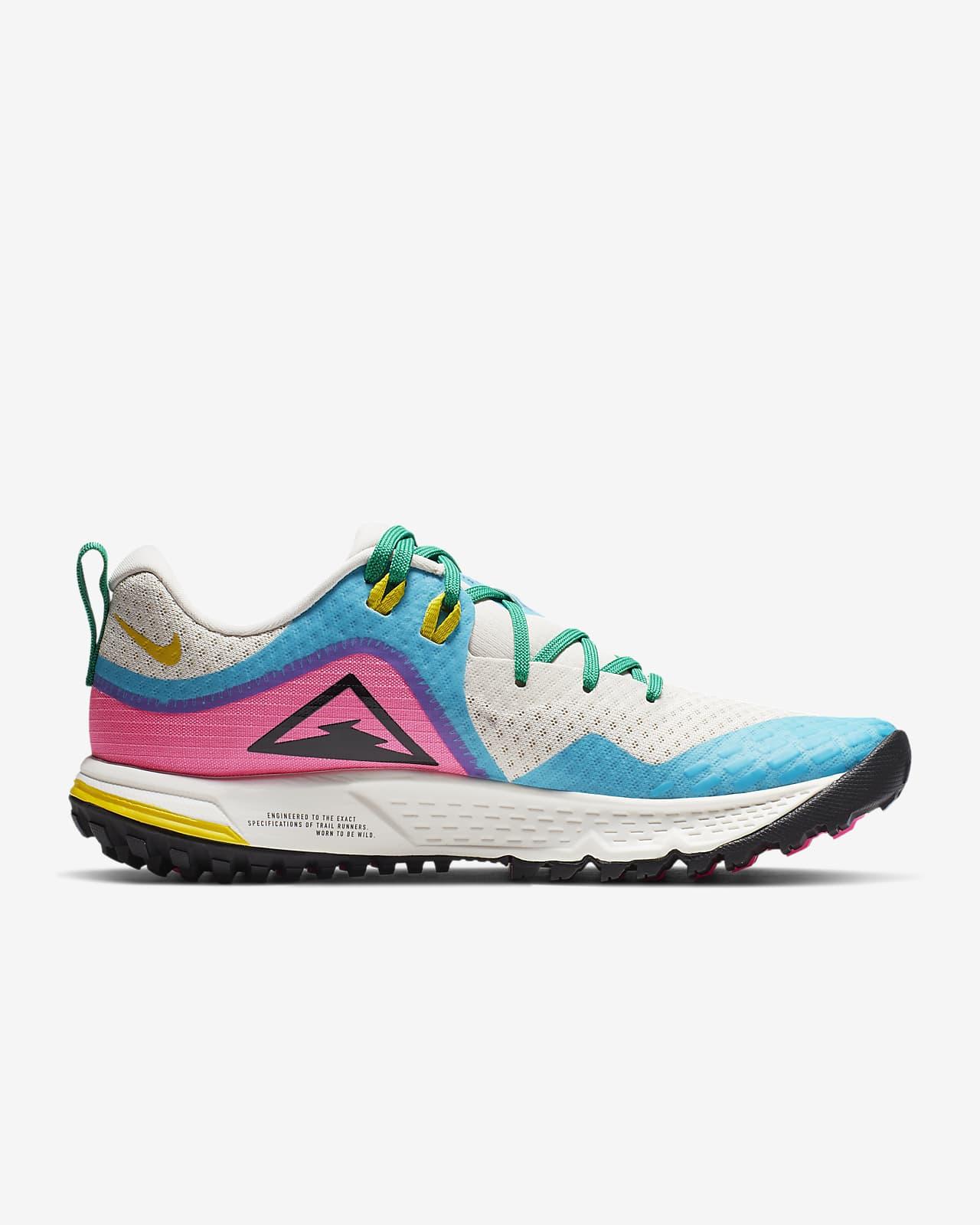 zapatillas nike running trail mujer