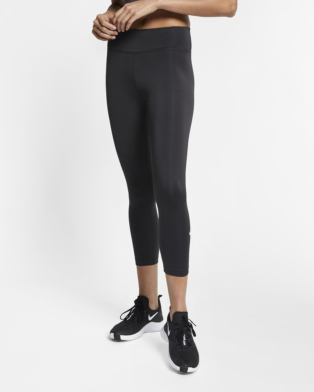 กางเกงผู้หญิง 5 ส่วน Nike One
