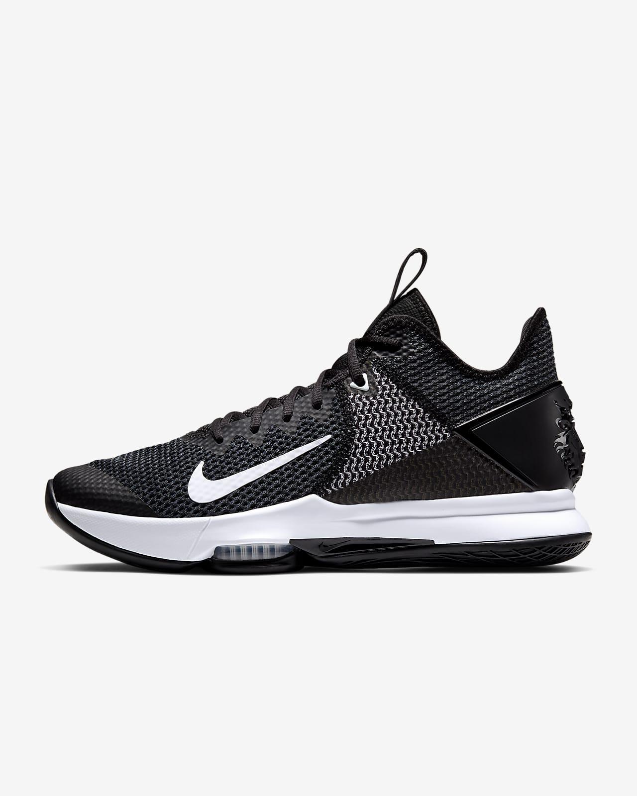 LeBron Witness 4 Basketball Shoe. Nike CZ